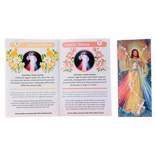 Libretto Novena della Divina Misericordia e rosario ITA 3