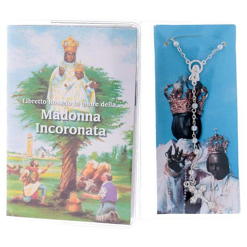 Libretto rosario Madonna Incoronata e rosario ITA 2