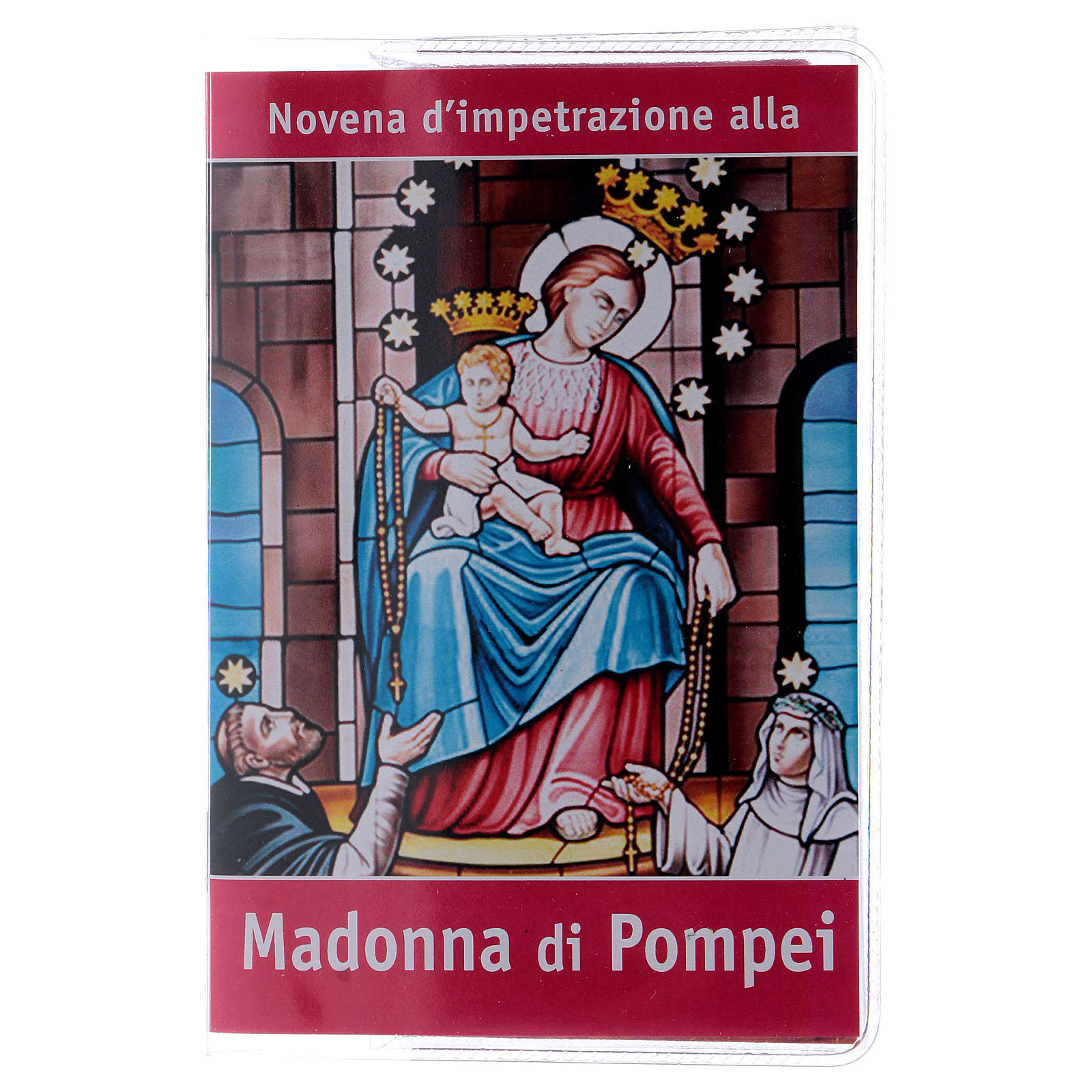 Libretto Novena Madonna di Pompei e rosario ITA 4