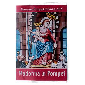 Libretto Novena Madonna di Pompei e rosario ITA s1