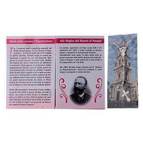 Libretto Novena Madonna di Pompei e rosario ITA s3
