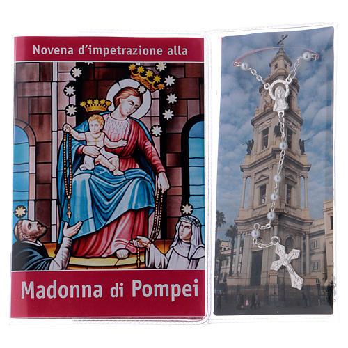 Libretto Novena Madonna di Pompei e rosario ITA 2