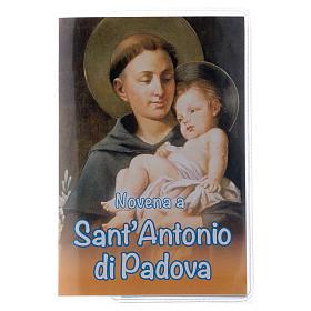 Libretto Novena S. Antonio di Padova e rosario ITA s1
