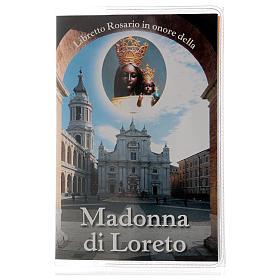 Libretto rosario Madonna di Loreto e rosario ITA s1
