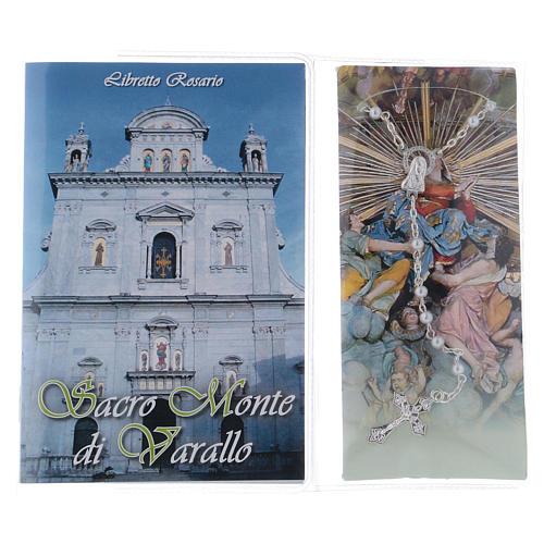 Libretto rosario Sacro Monte di Varallo e rosario ITA 2