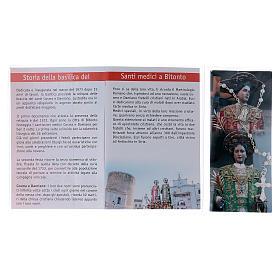 Libretto rosario Santi Medici di Bitonto e rosario ITA s3