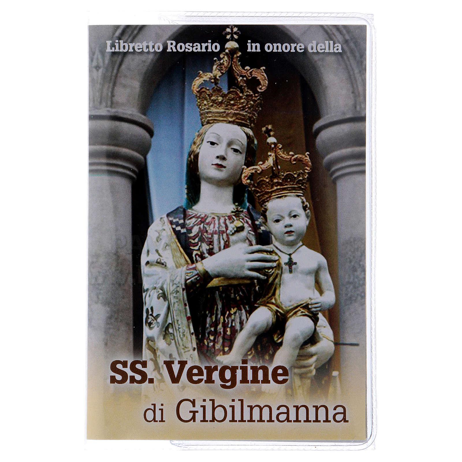 Libretto rosario Madonna di Gibilmanna ITA 4