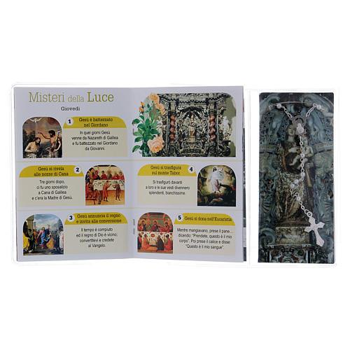 Libretto rosario Madonna di Gibilmanna ITA 3