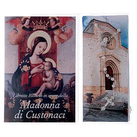 Libretto rosario Madonna di Custonaci e rosario ITA s2