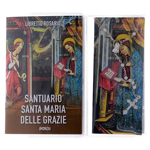 Libretto rosario Santuario Santa Maria delle Grazie e rosario ITA 2