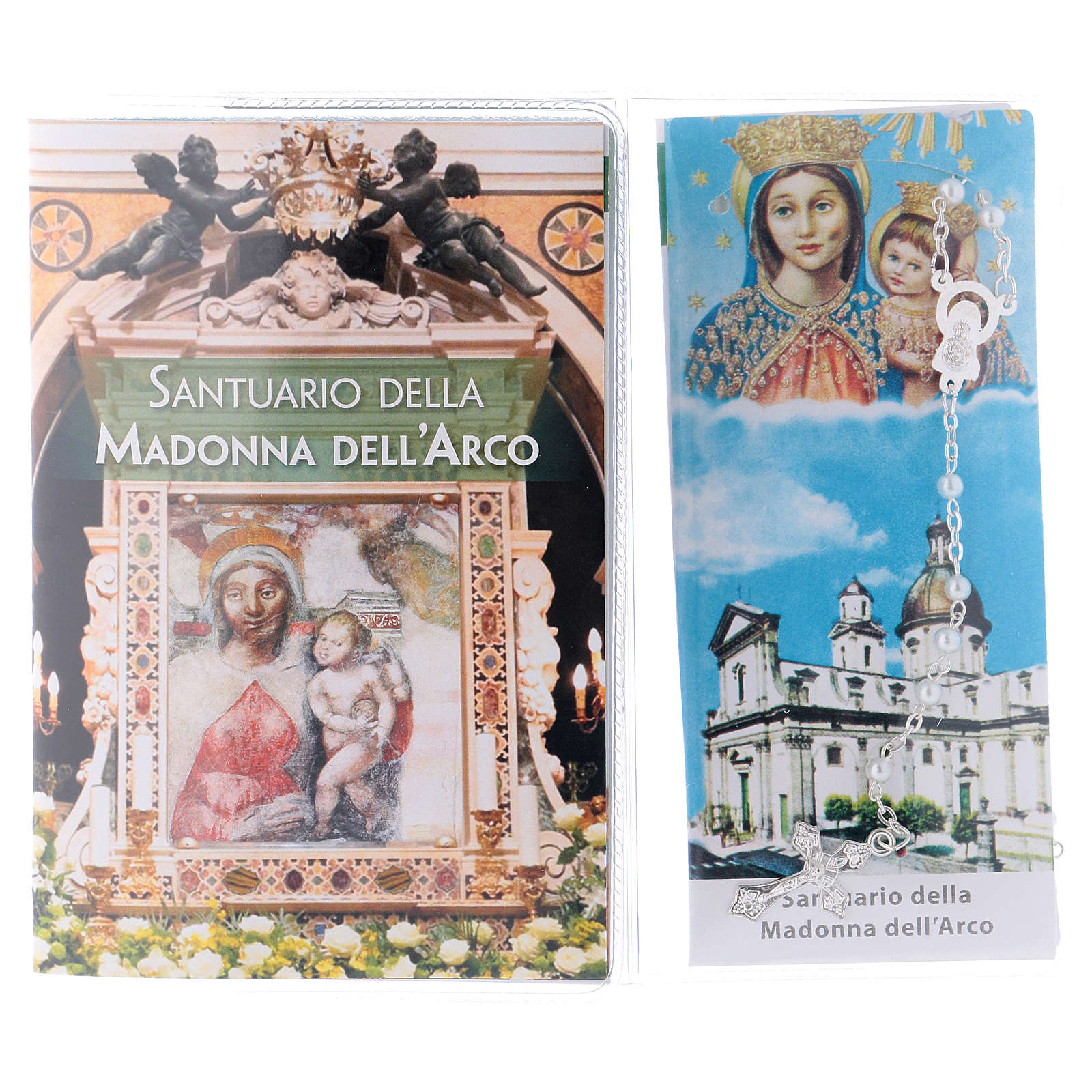 Libretto rosario Santuario Madonna dell'arco e rosario ITA 4