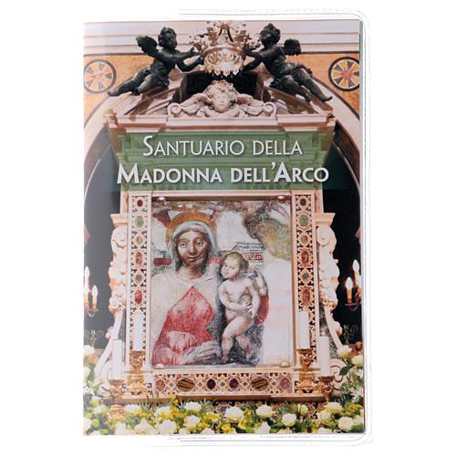 Libretto rosario Santuario Madonna dell'arco e rosario ITA 1