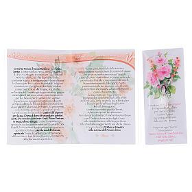 Libretto Novena delle Rose S. Teresa di Lisieux e rosario ITA s3