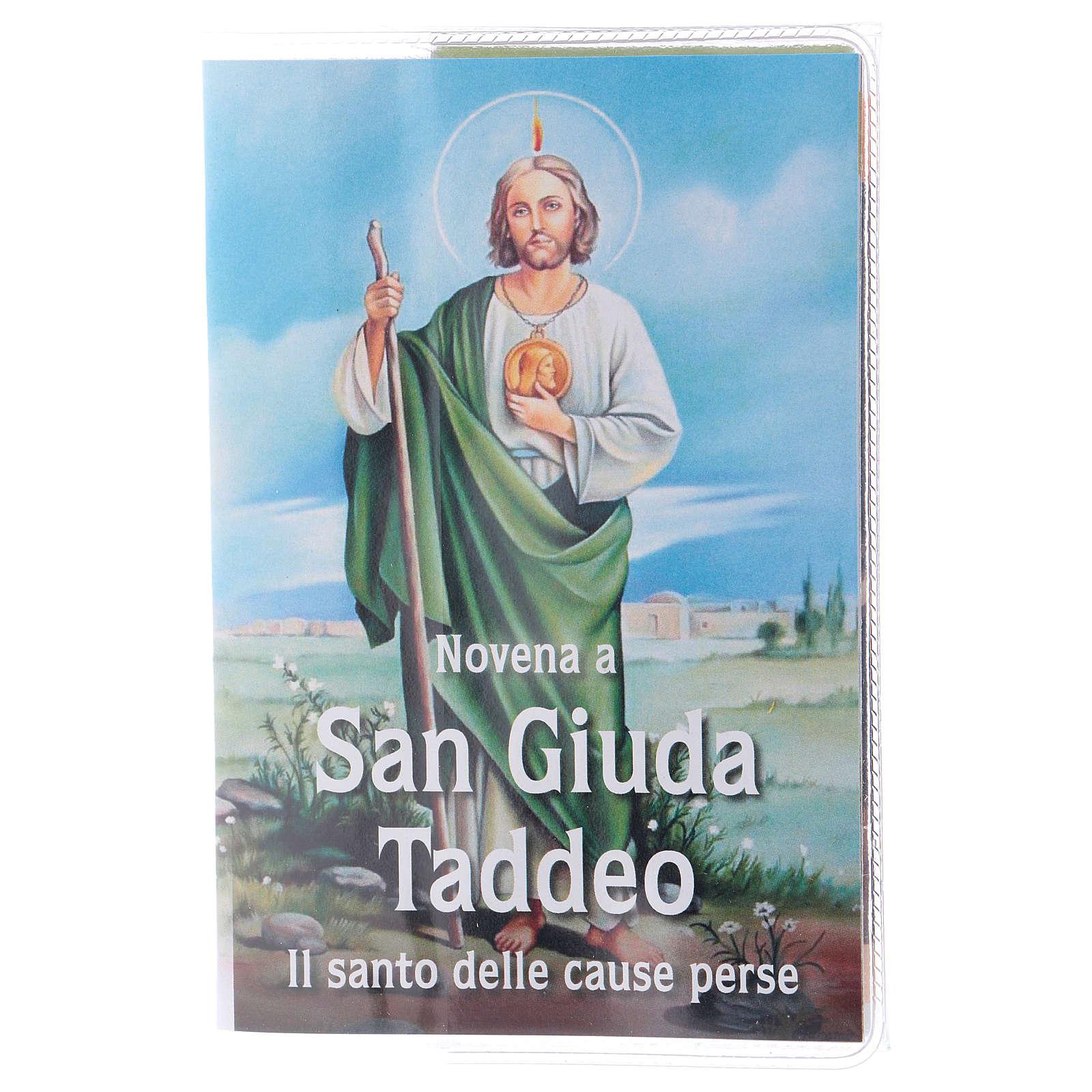 Libretto Novena San Giuda Taddeo e rosario ITA 4