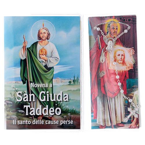 Libretto Novena San Giuda Taddeo e rosario ITA 2