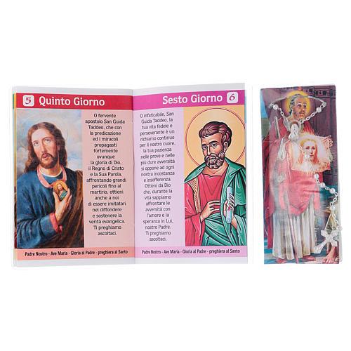 Libretto Novena San Giuda Taddeo e rosario ITA 3