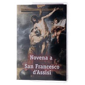 Libretto Novena a S. Francesco Assisi e rosario ITA s1