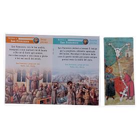 Libretto Novena a S. Francesco Assisi e rosario ITA s3