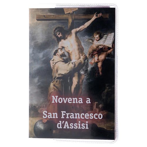 Libretto Novena a S. Francesco Assisi e rosario ITA 1
