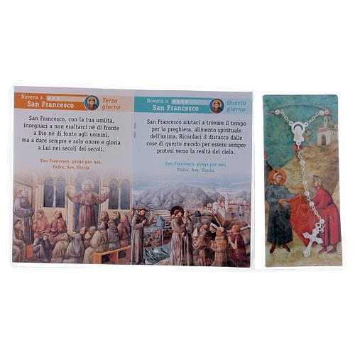 Libretto Novena a S. Francesco Assisi e rosario ITA 3