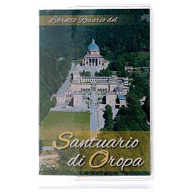 Libretto rosario Santuario di Oropa e rosario ITA s1
