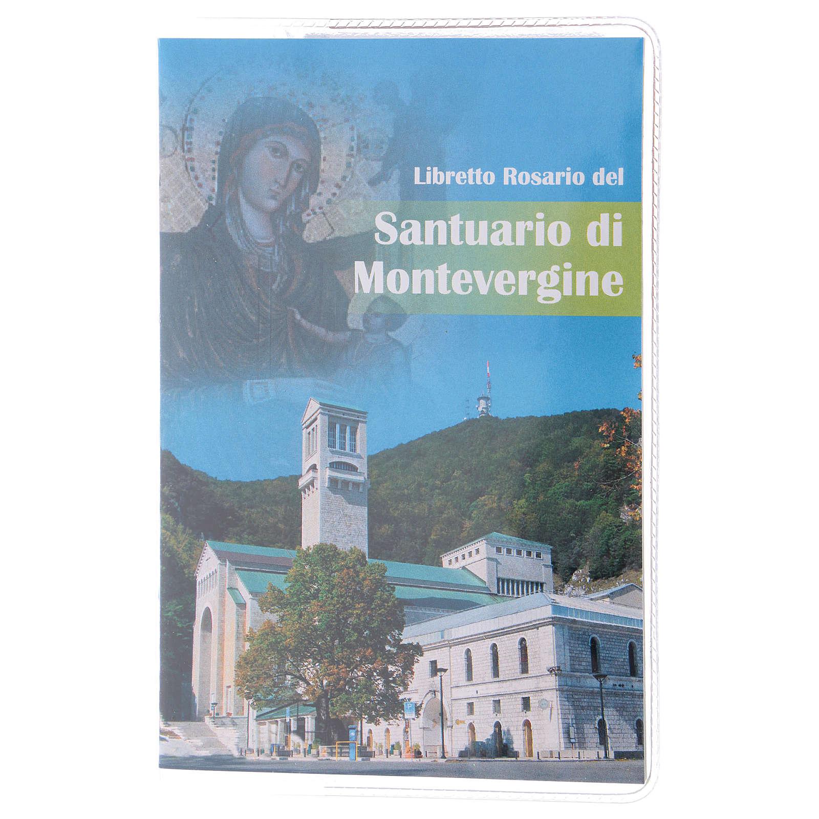 Libretto rosario Santuario di Montevergine e rosario ITA 4