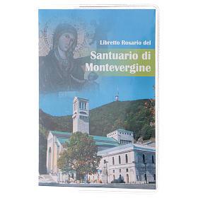 Libretto rosario Santuario di Montevergine e rosario ITA s1