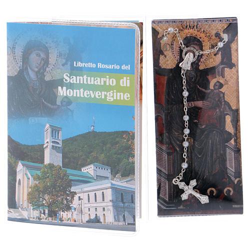 Libretto rosario Santuario di Montevergine e rosario ITA 2