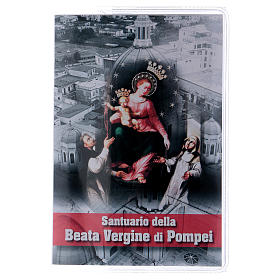 Libretto rosario Santuario Beata Vergine di Pompei e rosario ITA s1