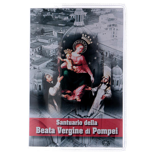 Libretto rosario Santuario Beata Vergine di Pompei e rosario ITA 1