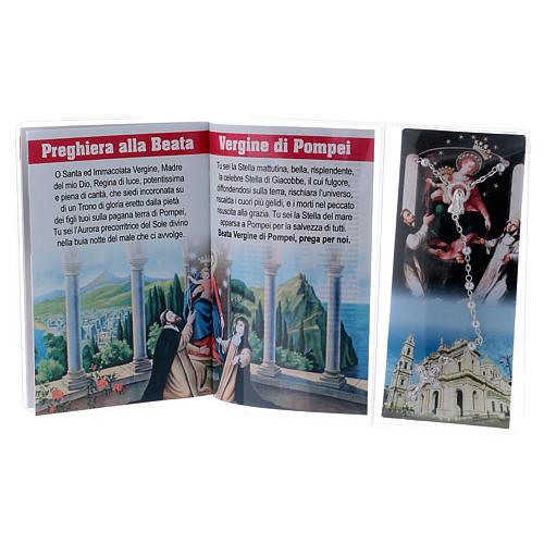 Libretto rosario Santuario Beata Vergine di Pompei e rosario ITA 3