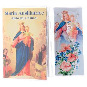 Libretto rosario Madonna ausiliatrice e rosario ITA s2
