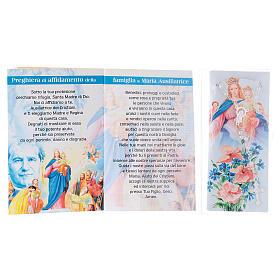Libretto rosario Madonna ausiliatrice e rosario ITA s3