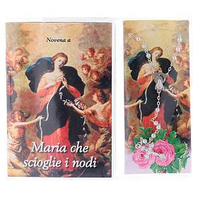 Libretto Novena Maria che scioglie i nodi e rosario ITA s2