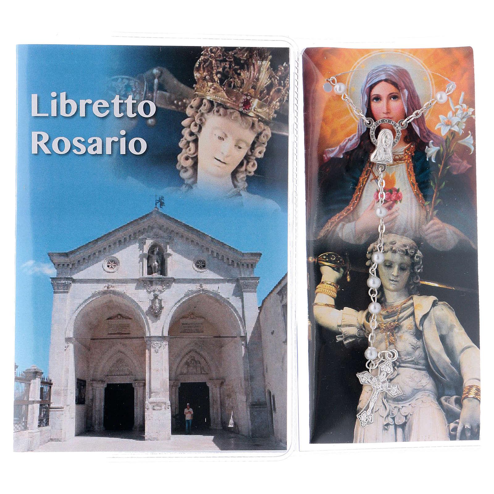 Libretto rosario Santuario San Michele Arcangelo e rosario 4