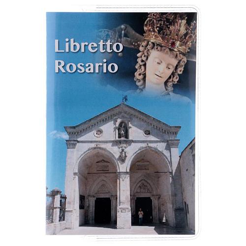 Libretto rosario Santuario San Michele Arcangelo e rosario 1