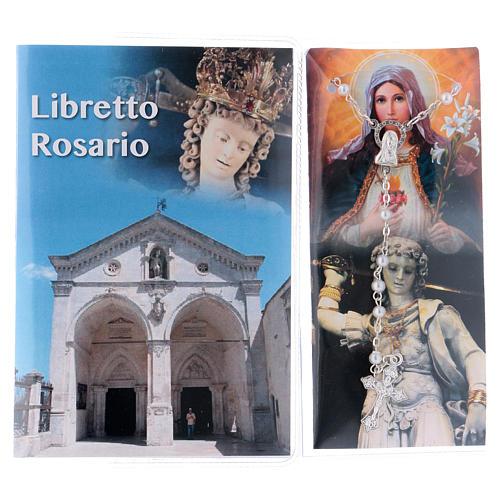 Libretto rosario Santuario San Michele Arcangelo e rosario 2