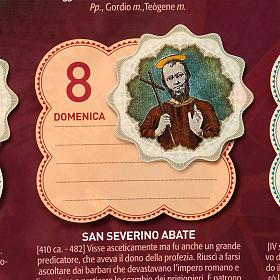 Un Anno di Santi Calendario 2012 s5