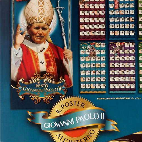 Un Anno di Santi Calendario 2012 3