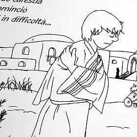 Colore a Parábola do Filho Pródigo s2