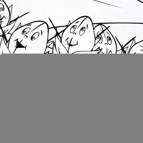 Colora la parabola del Granello di Senapa 2