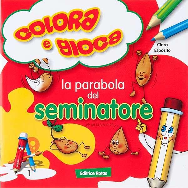 Colore a Parábola do Semeador 4