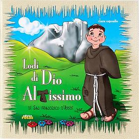 Lodi di Dio Altissimo di S. Francesco s1