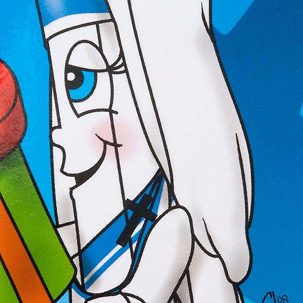 Trova il tempo con Madre Teresa 4
