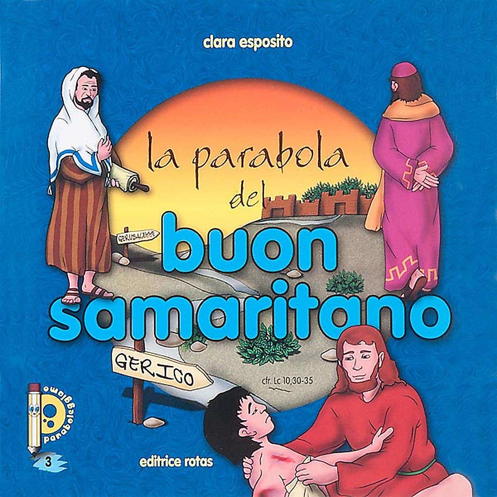 La parabola del Buon Samaritano 4