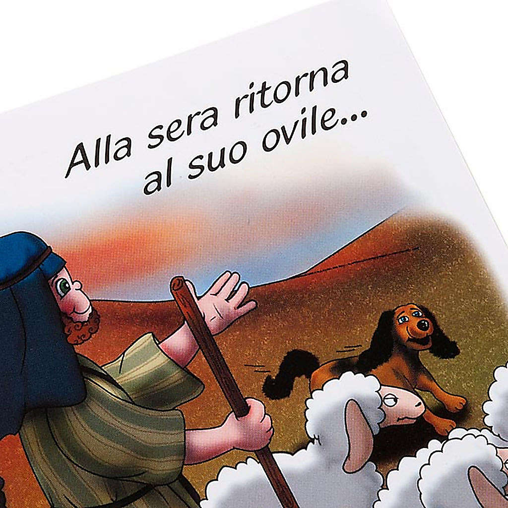 The parable of the Lost Sheep 4