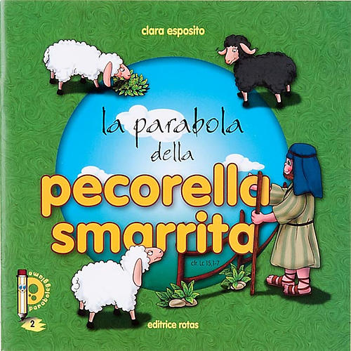 The parable of the Lost Sheep 1