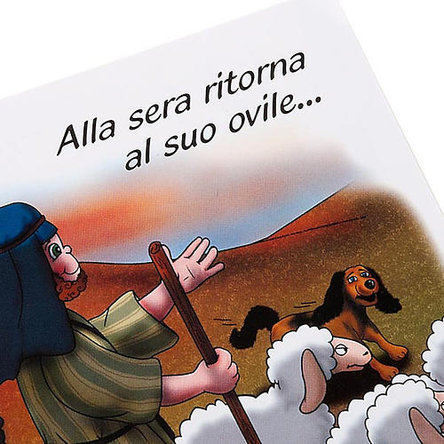 The parable of the Lost Sheep 2