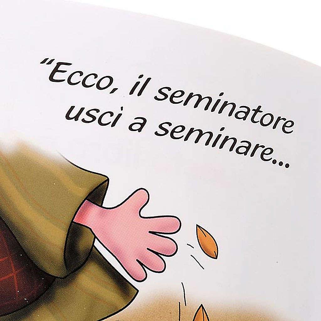 La parabole du semeur ITALIEN 4