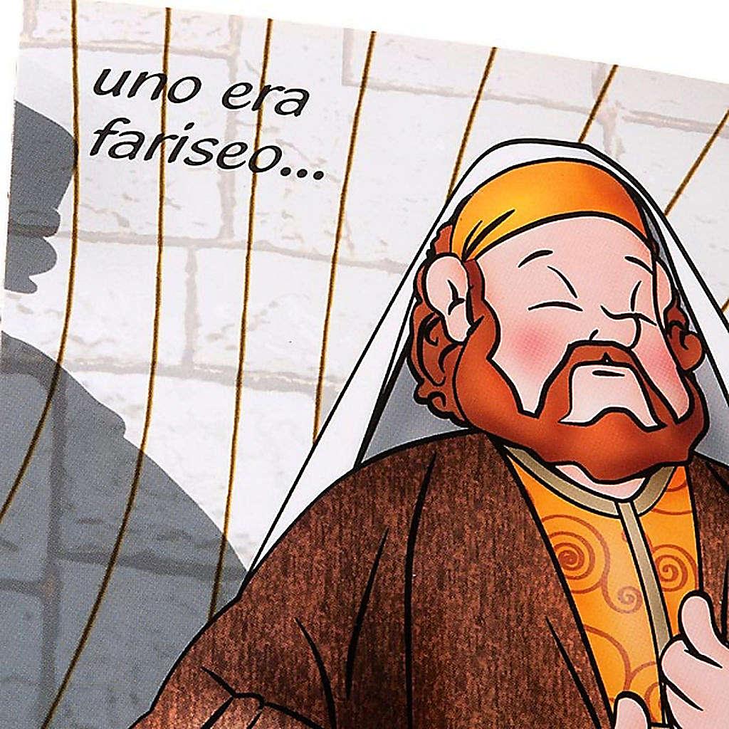 La parabola del Fariseo e del Pubblicano 4